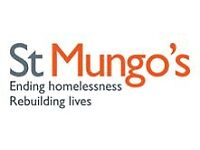 St Mungo's Night Shelter Fundraising Volunteers Needed