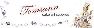 Tomsann Cake Art Supplies
