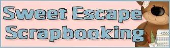 Sweet Escape Scrapbooking