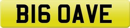 Big Dave - Cherished Number Plate Ready to Transfer - Private Sale On Retention