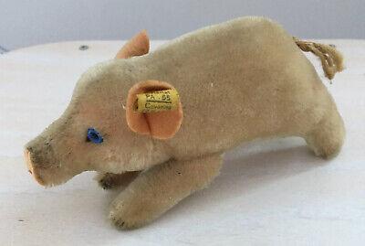 VINTAGE STEIFF PIG 6