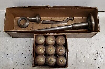 South Bend 9 Lathe Collet Closer W 3c Collets Original Boxes