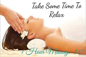 1 hour  (strictly non sensual) massage Frankston Frankston Area Preview