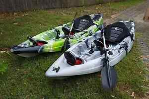 WANTED TO BUY ADULT KAYAK SIMILAR TO THESE IN NEW ENGLAND REGION Armidale Armidale City Preview