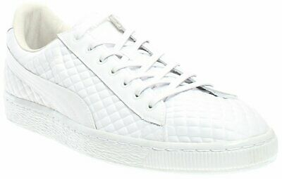 Puma Meek Mill Dreamchasers Basket  - White - Mens