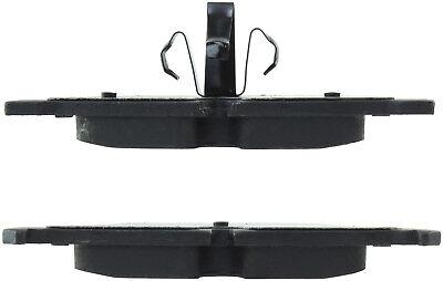 Disc Brake Pad Set Rear Centric 104.09191