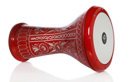Oriental Percussion Pro Darbuka, Darabuka, Handhammered with Accessories