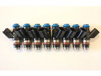 Set of 8 BRAND NEW GM OEM Fuel Injectors 1993-1995 ZR1 Corvettes VIN J 17109952