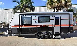 2017 19'6 NEXTGEN PANTRY FULL ENSUITE SEMI OFF ROAD CARAVAN Gympie Gympie Area Preview