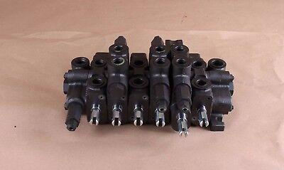 New V12-517-a Parker Gresen Six Spool Hydraulic Valve