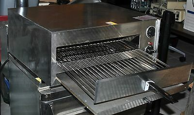 Wisco JJ560 16 inch Counter Top Pizza Snack Oven