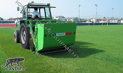 Flail Collection Mower Peruzzo Panther 2000 79cut74cu Cap Ground Discharge