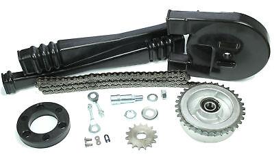 Kette Kettenkit pas. f. Simson S51 S53 S83 S70 S60 Kettenkasten Ritzel Spanner