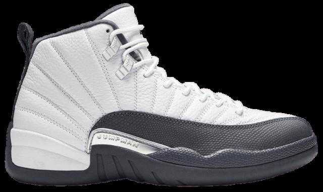 Air Jordan 12 Gray