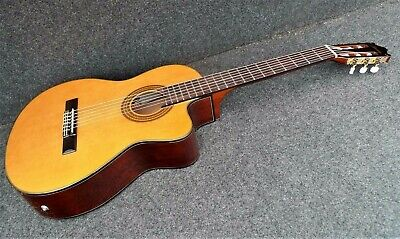 IBANEZ GA6CE Acoustic-Electric CLASSIC CUTAWAY CLASSICAL NYLON STRINGS active EQ