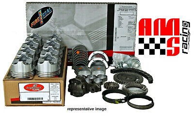 Engine Rebuild Overhaul Kit for 1987-1990 Ford HO 302 5.0L ()