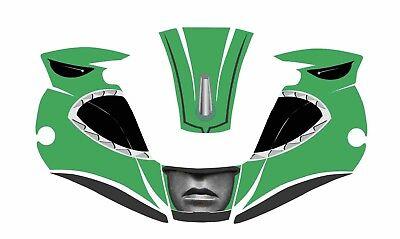 Miller Digital Elite Titanium Welding Helmet Decal Sticker Welder Power Ranger