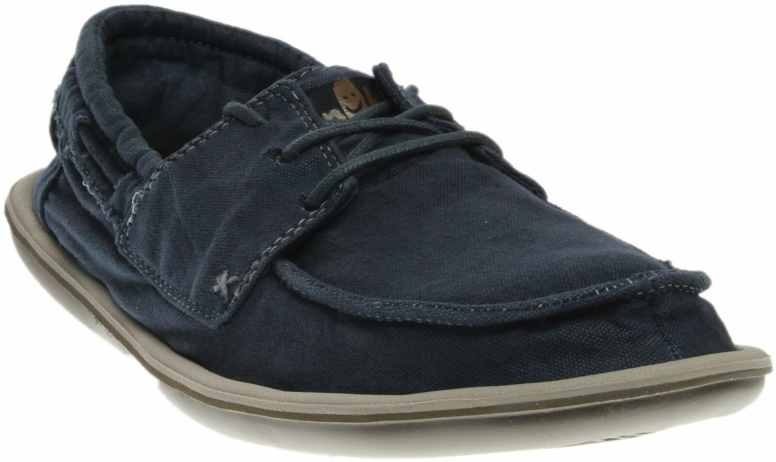Sanuk Dinghy  Casual   Casual Shoes - Navy - Mens