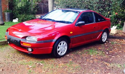 1992 Nissan NX-R Burgandy Manual in Exc Cond $3500 ono Bedfordale Armadale Area Preview