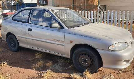 Hyundai Excel Parkside Mt Isa City Preview