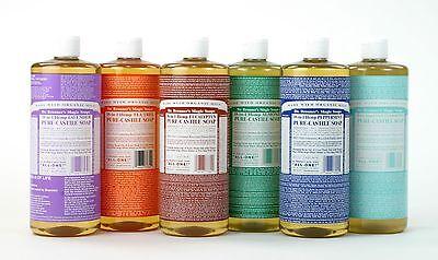 Dr.BRONNER`s Magisch Seifen - Pure flüssige Olivenölseife 237 ml