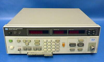 HP Agilent Keysight 8970B Noise Figure Meter w/ Opt 20 10-2047MHz -20 to >+40dB