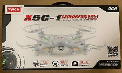 Syma X5C 2.4Ghz RC Quadcopter Drone with Camera