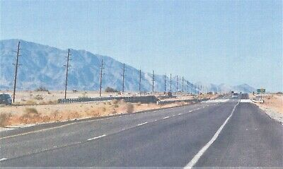 5.16 ACRES - SOUTHERN CALIFORNIA - IMPERIAL COUNTY - $510.00