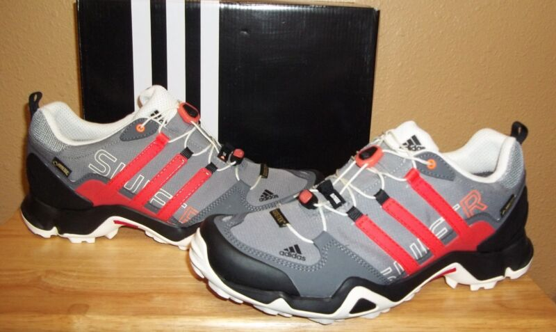 8688f64795473 Adidas TERREX SWIFT R GTX W Womens Outdoor Shoes Bahia Coral Chalk New US  9.5