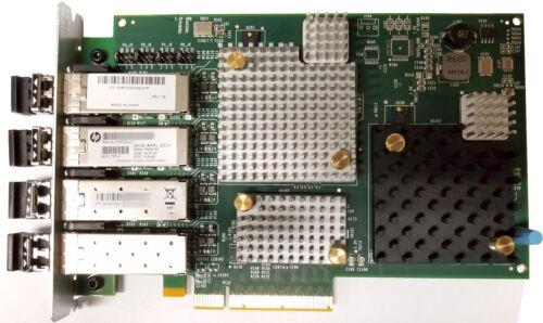 HPE 3PAR StoreServ 7000 4-port 8Gb/sec Fibre Channel Adapter QR486A