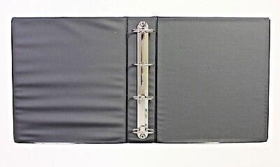 4-ring Binder Lot Of Three Koloman Handler Legal Size 3-inch Black