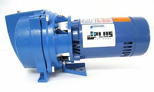 GOULDS J7S Shallow Well Jet Pump 3/4 HP surface pump 1 year warranty