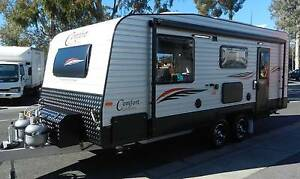 2016 206C Comfort Caravan LIMITED EDITION Clontarf Redcliffe Area Preview