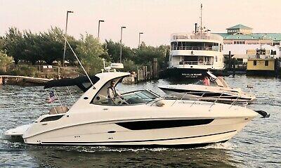 Used Boat 2017 Sea Ray Sundancer 310 Cruiser Like New