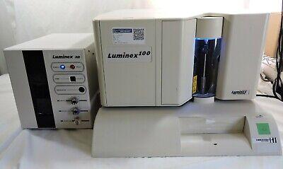 Luminex Labscan 100 Flexible Analyzer Multiplexing System Xmap Xyp Sd Cytometry