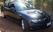 BMW 2005 E46 325ci imaculate black on black coupe sports auto Kalamunda Kalamunda Area Preview