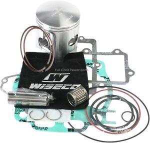 Wiseco Top End Rebuild Kit 2002-18 YZ250 Piston Gaskets Wrist Pin/Bearing PK1198