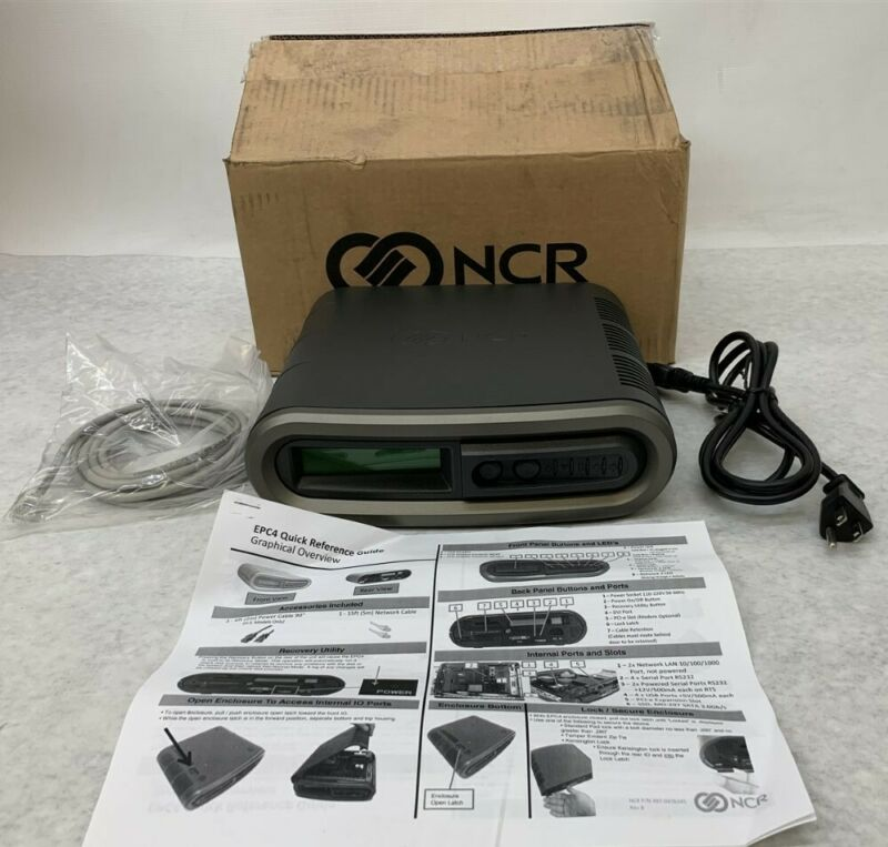 NCR Electronic Payment Controller - EPC4 WEPR7 16GB 2GB-RAM POS (1646-0000-8801)