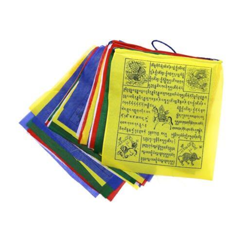 Prayer Flags (set of 10 medium size flags) FREE SHIPPING