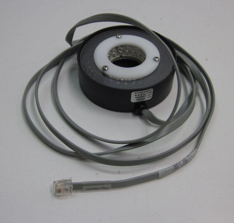 NERLITE 609200 LED Ring Light Illuminator, 12VDC/200mA