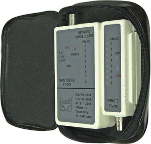 New - CABLE TESTERS - Easily solve this common computer problem! London Ontario image 3