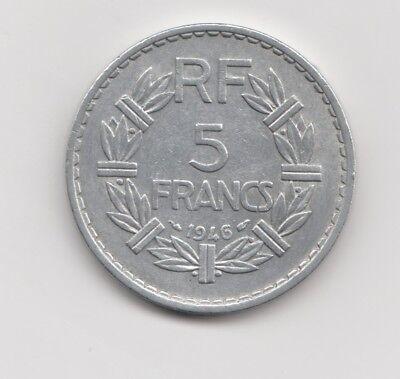 5 Francs  Frankreich   1946     (1683)