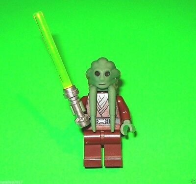 LEGO STAR WARS FIGUR ### KIT FISTO - JEDI MEISTER AUS SET 7661 - 8088 ### =TOP!