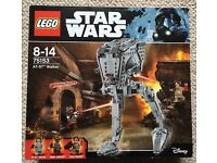 Lego Star Wars AT-ST 75153 - Factory Sealed