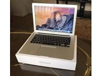 """Apple MacBook Air 13.3 """" display i5 massive specification as new purchased 2016 from Apple Store"""