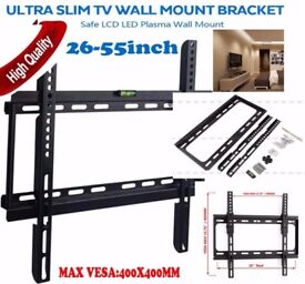 Like ( 0) Settings LCD LED 3D TV Wall Bracket Slim 26-55 NEW PLASMA 32 37 40 42 46 48 50 52 INCHES