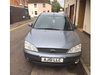 A very clean decent 2001 Ford MONDEO for sale