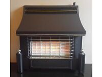 Valor Helmsley 4.0 KW Electronic Gas Fire ( Model 347 )