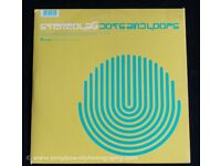 Stereolab Rare Collectible White and Green Vinyl Album for Sale - Sounds Fantastic!