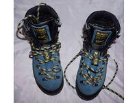 La Sportiva Makalu Woman's Boots UK:6-7, EU:40.5 4 season Walking / Mountaineering